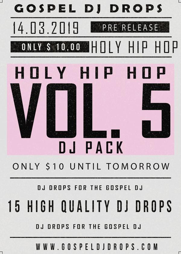 gospel-dj-pack